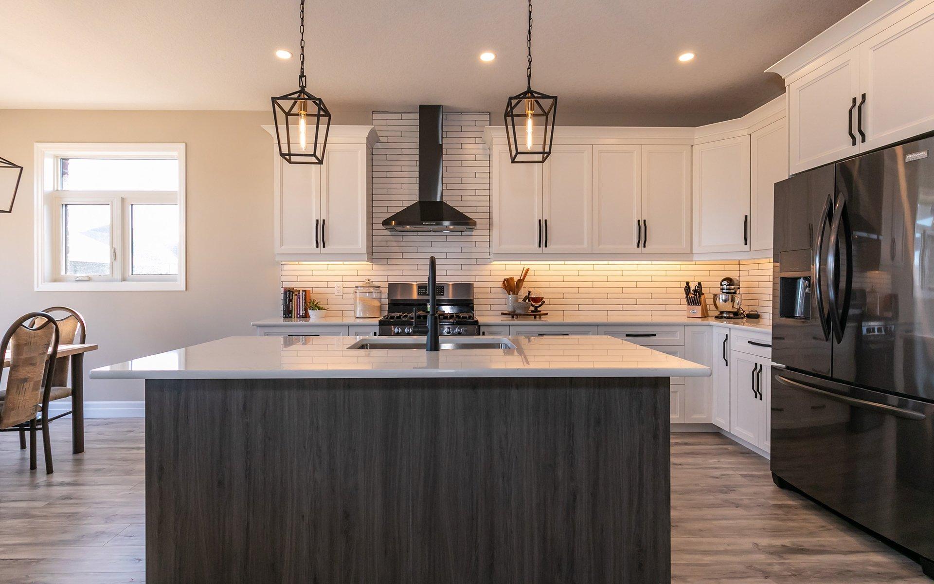 Kassar kitchen renovation