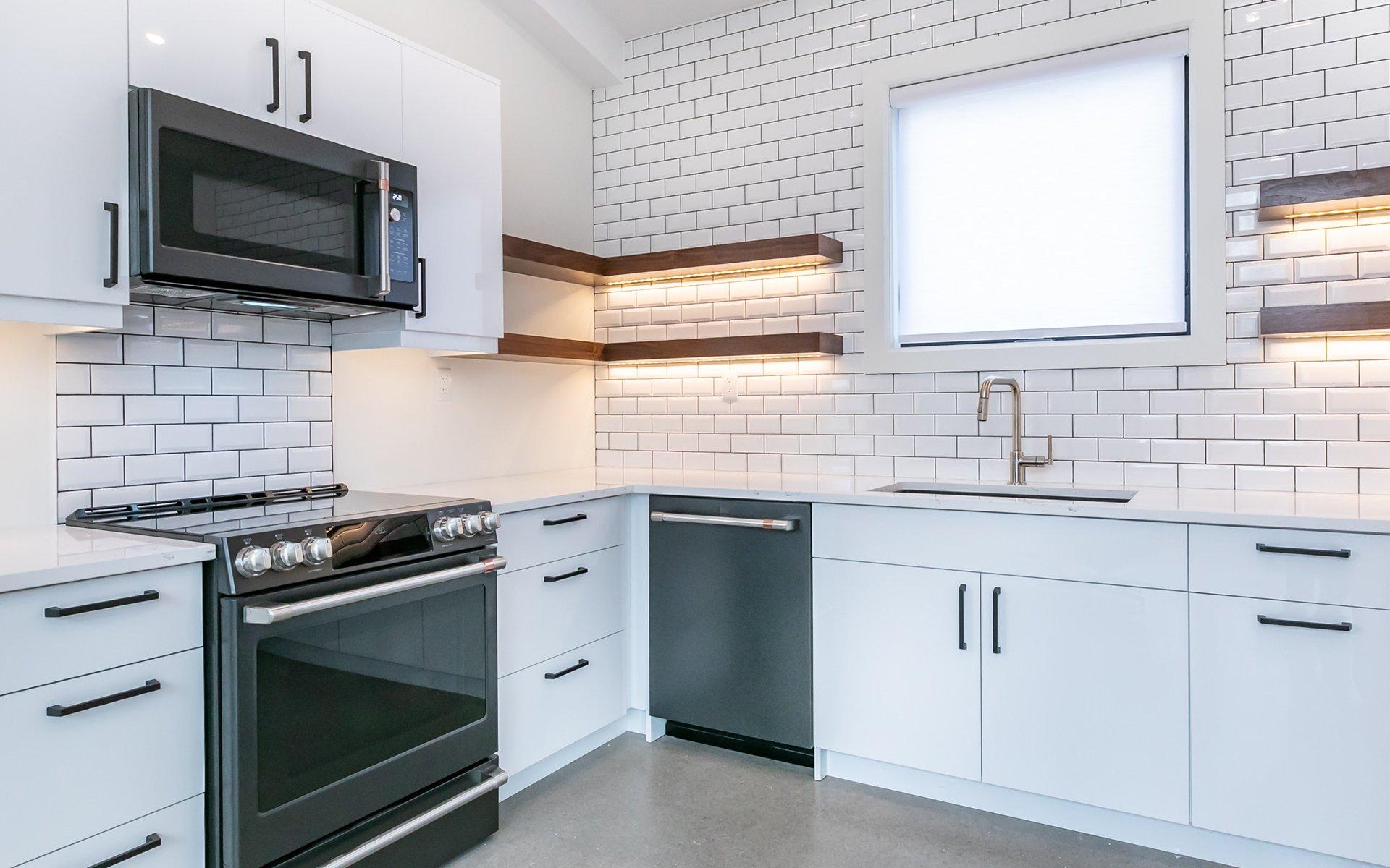 Lensink kitchen renovation