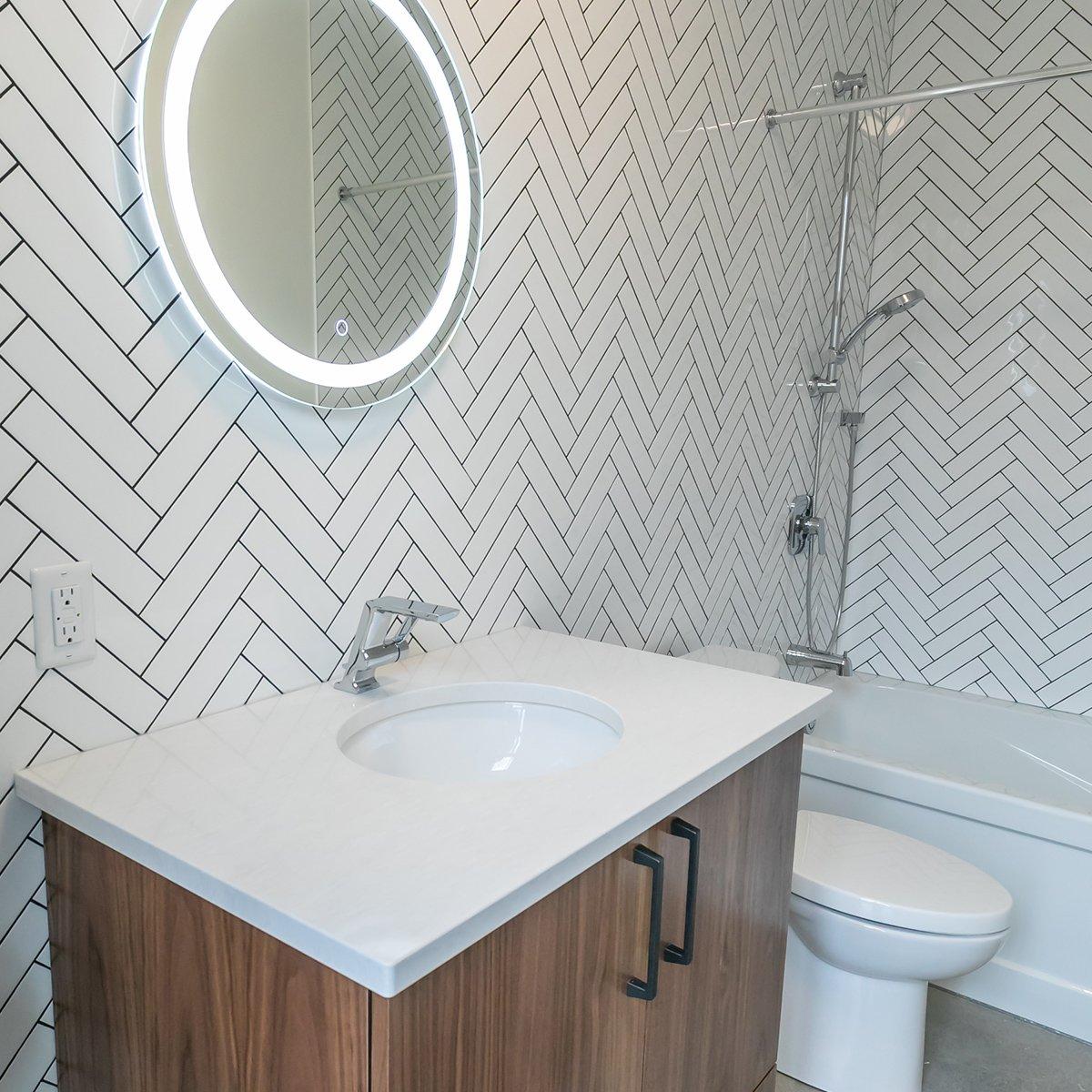 Lensink bathroom renovation